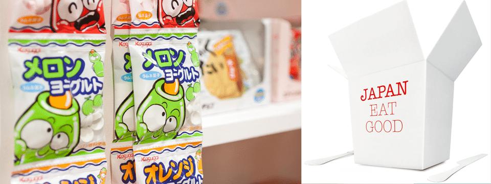 Expo Japan Eat Good, à vos baguettes !