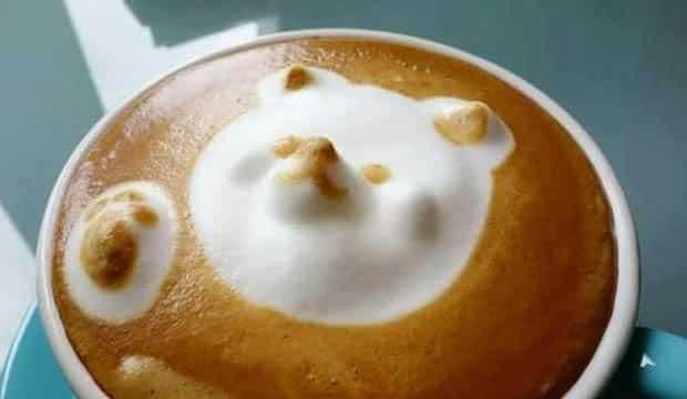 10 créations impressionnantes de latte art en 3D