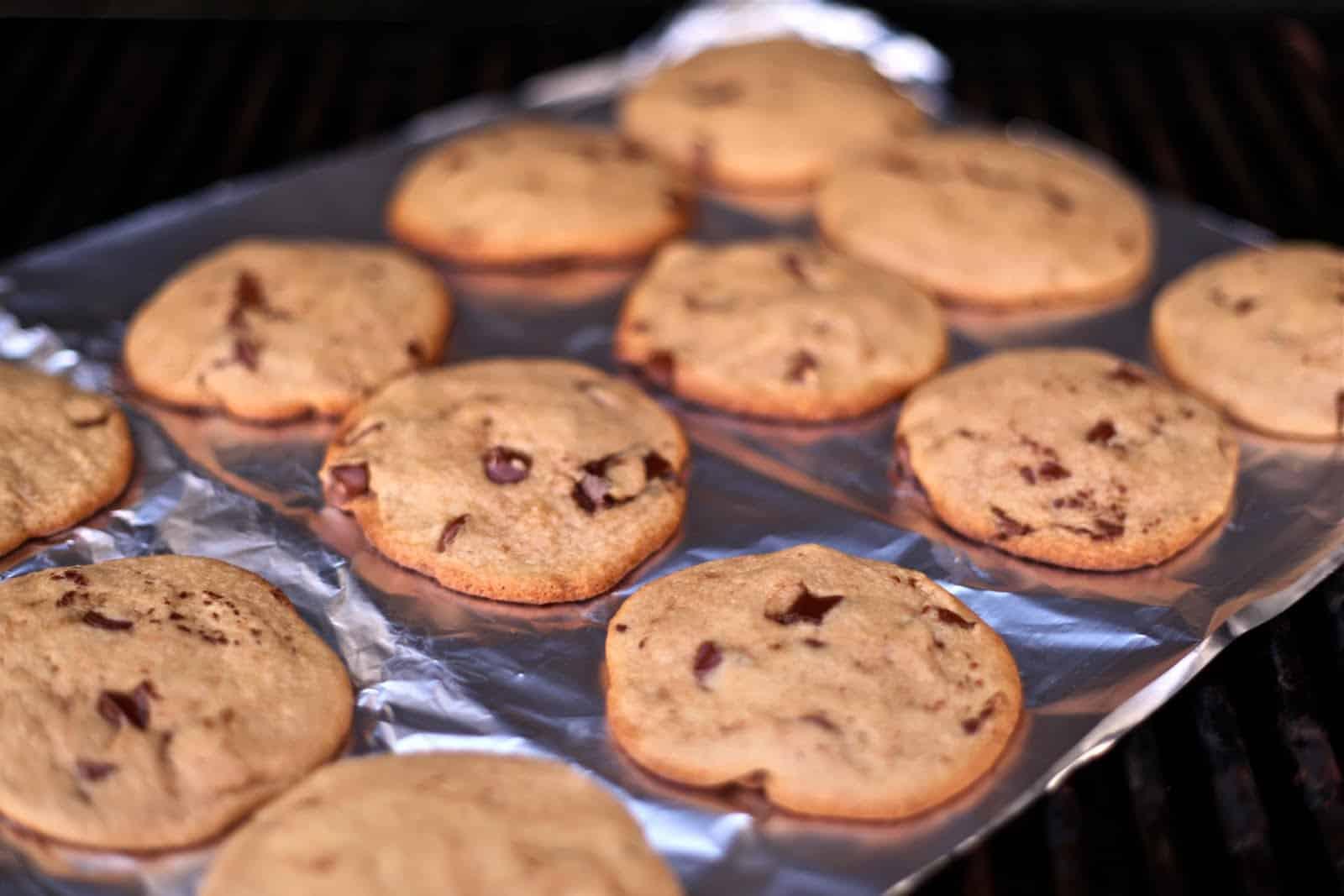Cookies au barbecue - It's All Fare