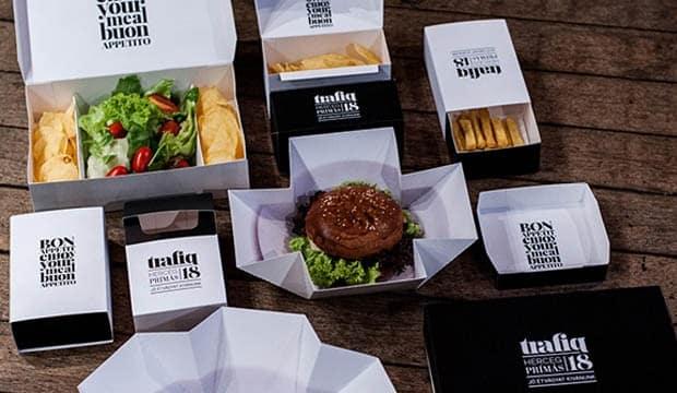 7 idées de packaging de street food