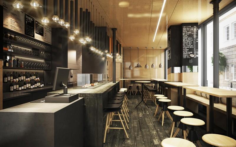 Le Farago, nouveau club à Pintxos à Paris