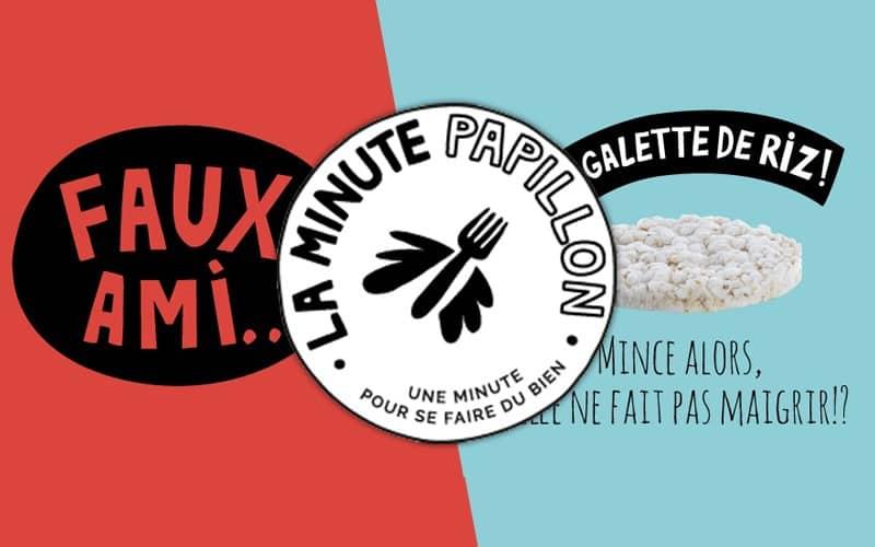 La Minute Papillon : un très joli site bon pour la santé !