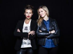Leslie et Alexia