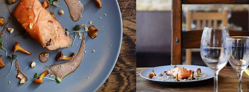 Substrat Restaurant © Nicolas Villon