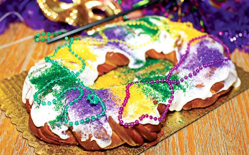 Connaissez-vous le King Cake ?