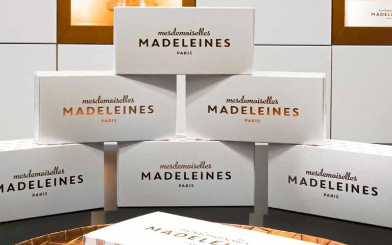 Mesdemoiselles Madeleines, nouvelle pâtisserie mono produit