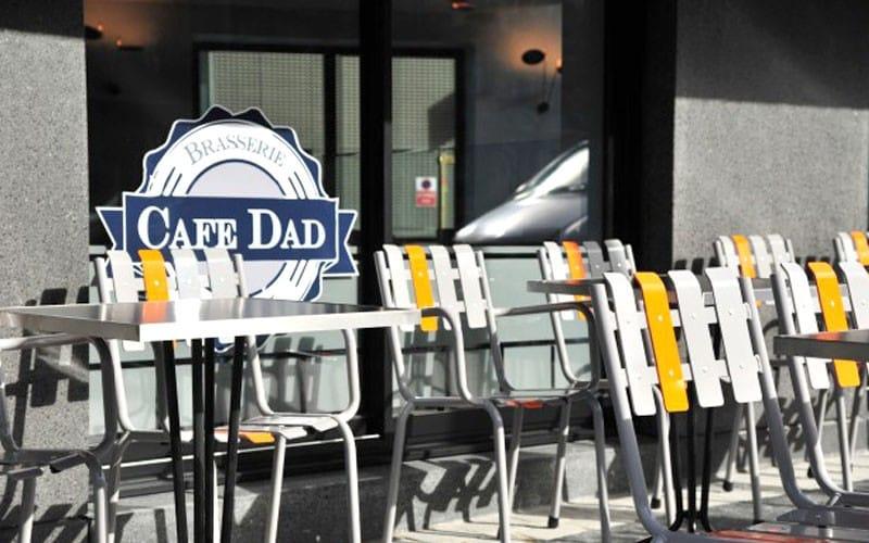 Le Café Dad : une brasserie parisienne comme on les aime