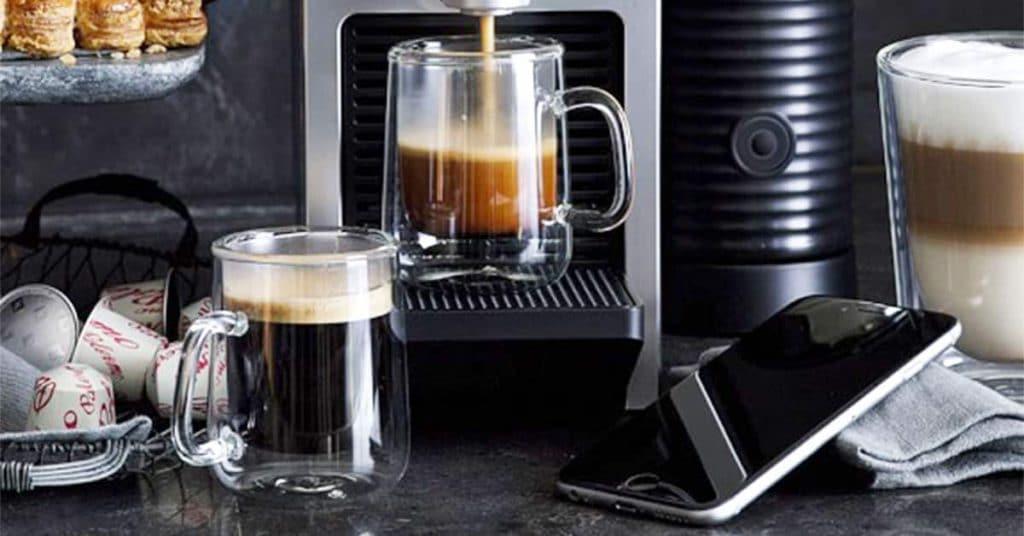 Nespresso lance Prodigio, sa 1ère machine connectée