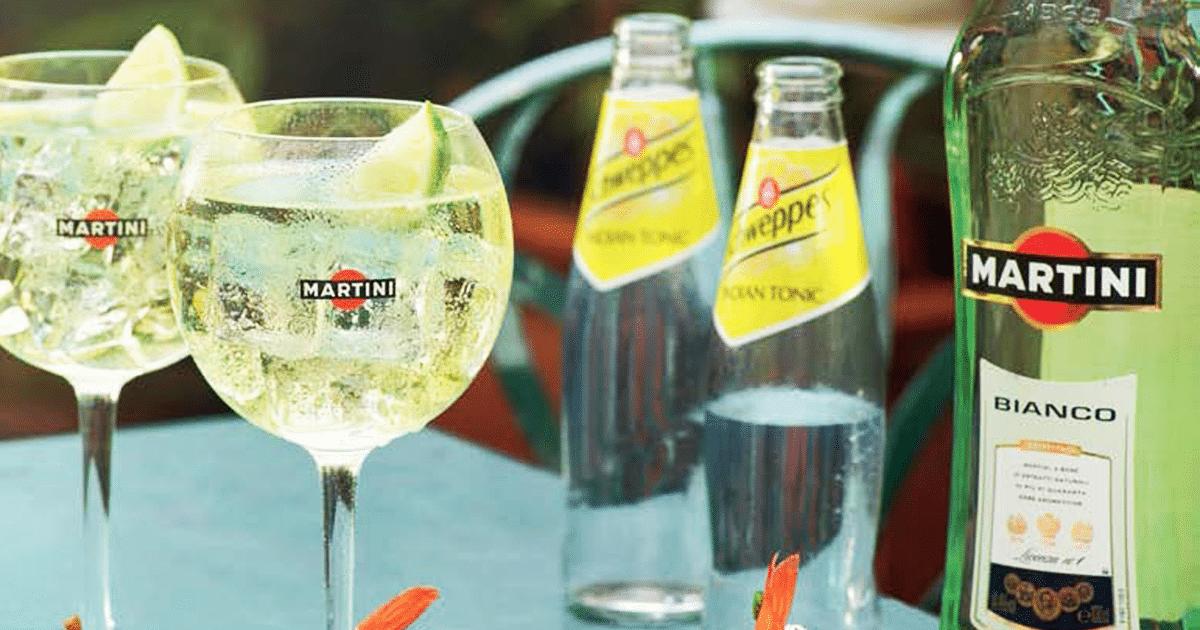 Le Martini Tonic, ce nouveau Spritz