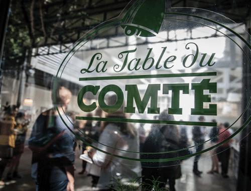 table du comté
