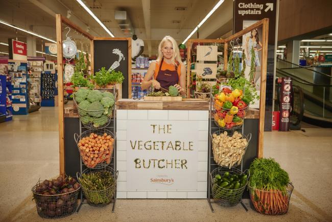 Boucher de légumes