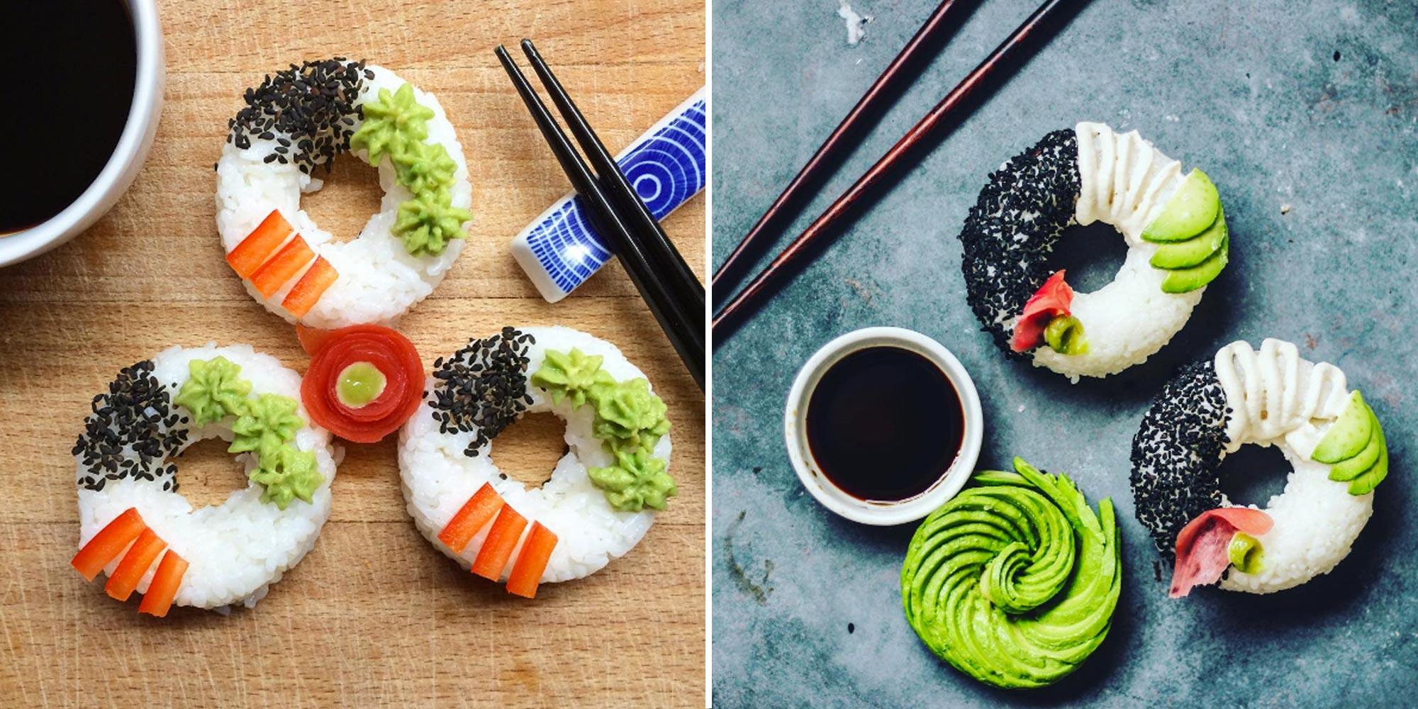 Sushi/Donut