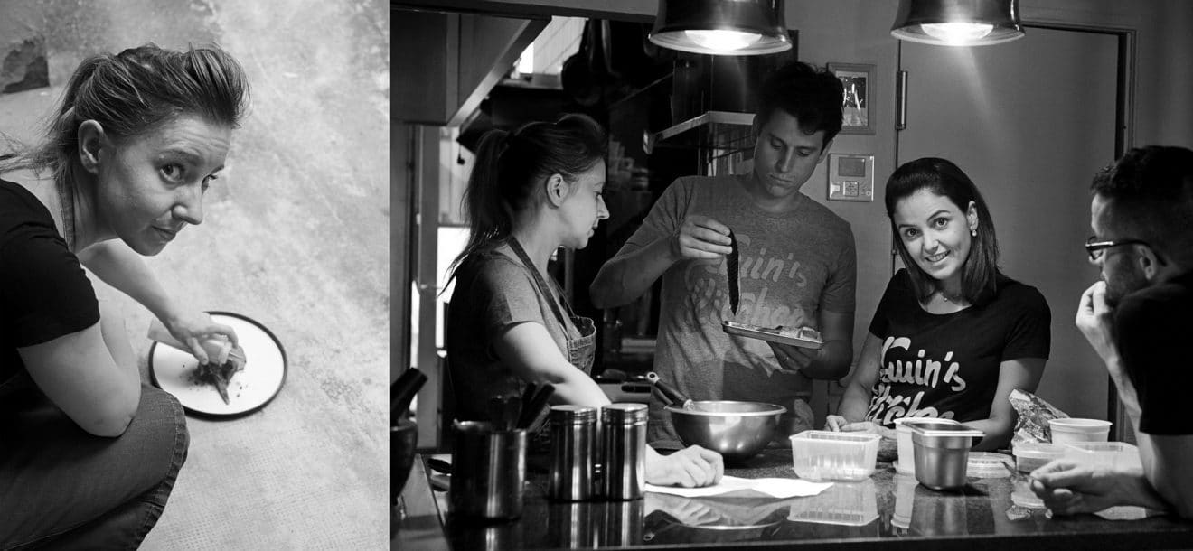 Twin's Kitchen Lyon