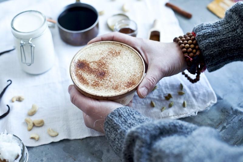 Les boissons chaudes de l'automne