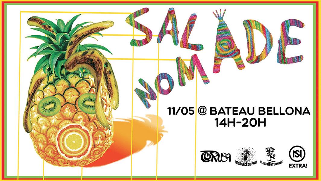 Extras_Salade Nomade