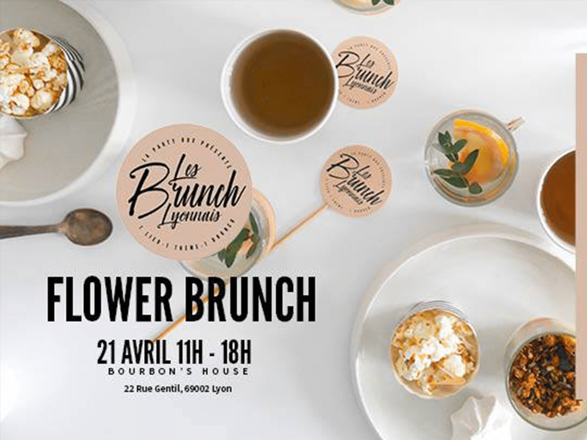flower Brunch